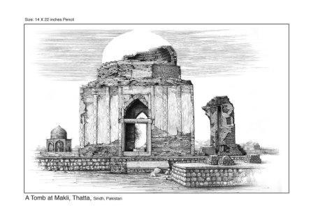 Makli Tomb Thatta