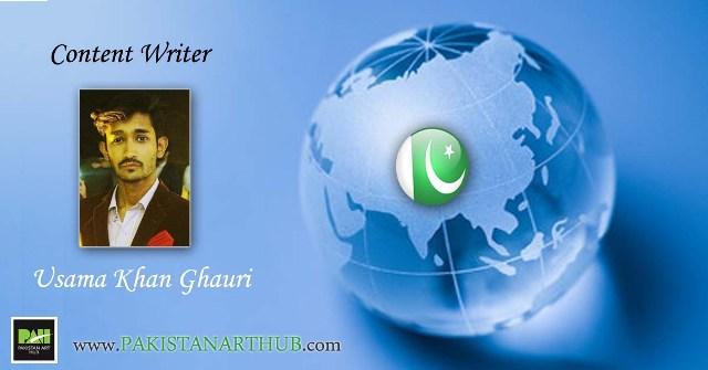 Content Writer Usama Khan Ghauri